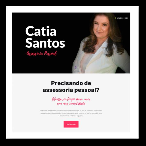 Catia Santos Assessoria Pessoal