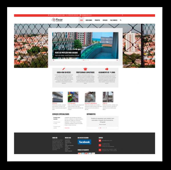 website redes de proteção