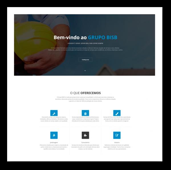 website grupo bisb