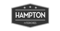 logo hampton interiores