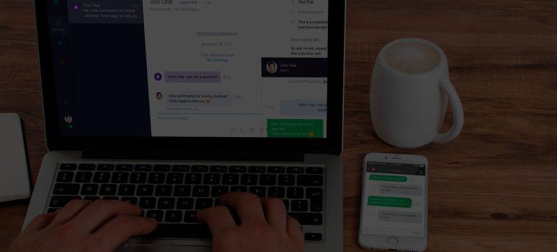 como atender clientes através do site