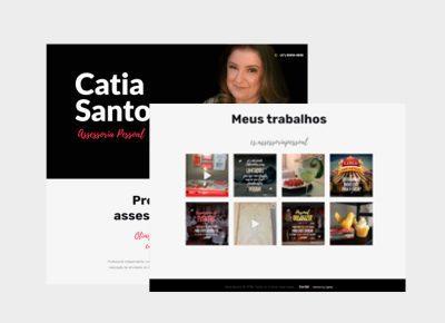 avatar Catia Santos assessoria pessoal