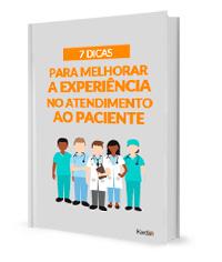 ebook 7 dicas para melhorar a experiencia no atendimento ao paciente