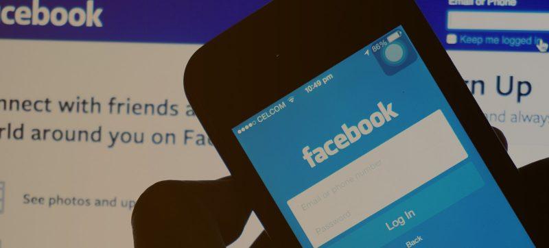 A LGPD e o uso do Facebook