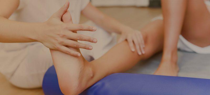clínica de Fisioterapia com a LGPD