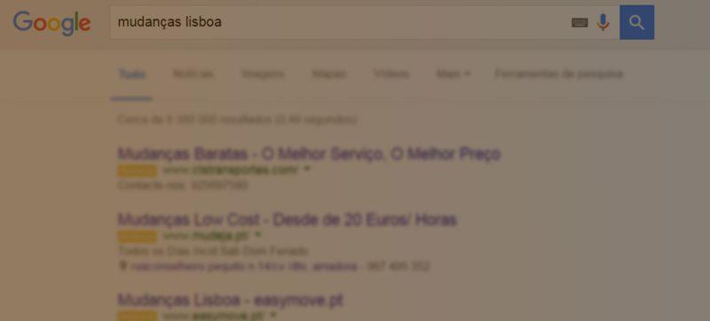 Anúncios do Google podem lhe trazer retorno