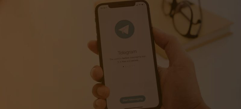 Telegram no consultório