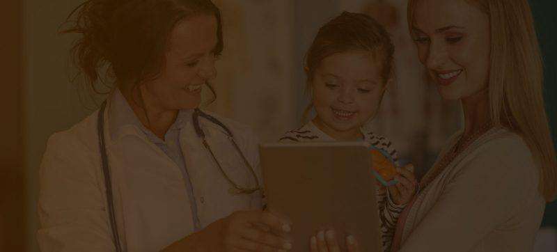 pediatra precisa ter um site